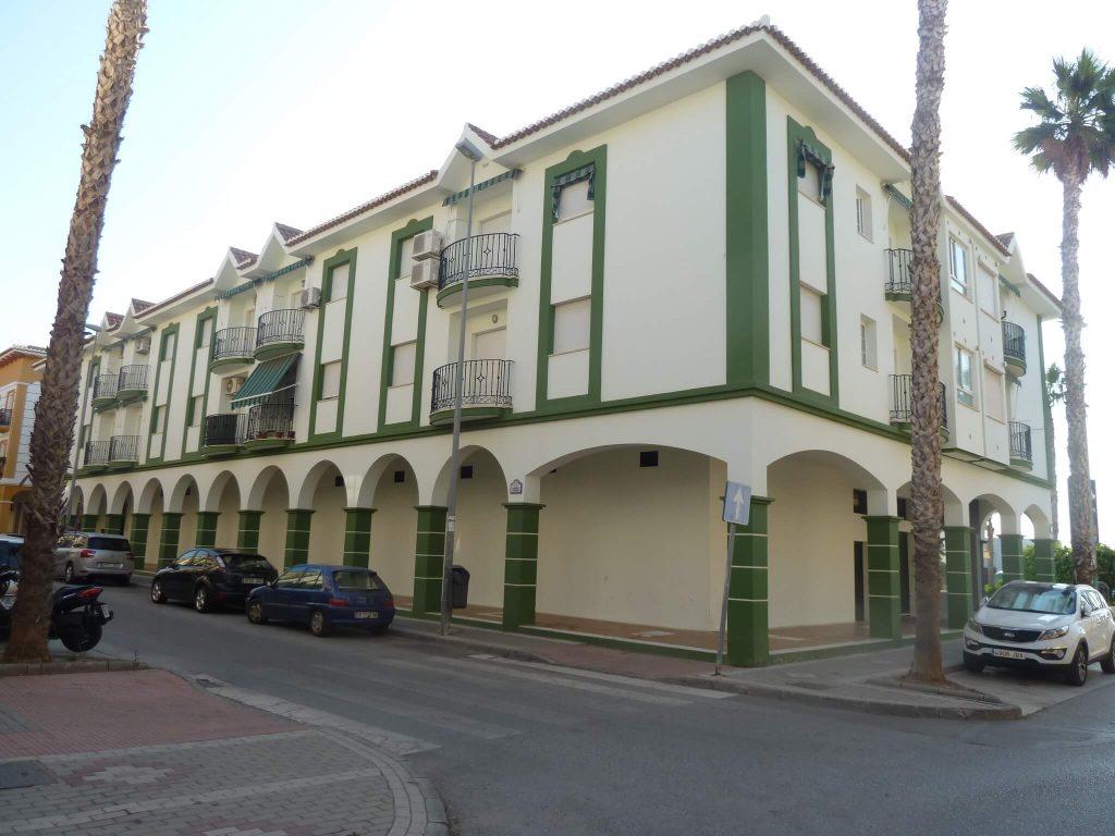 VIVIENDA C-DOLORES IBARRURI, SALOBREÑA
