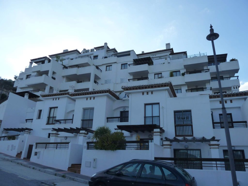 HOUSING CARMENES DEL MAR, LA HERRADURA